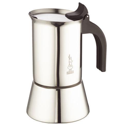 cafetiere 4 tasses inox a moka