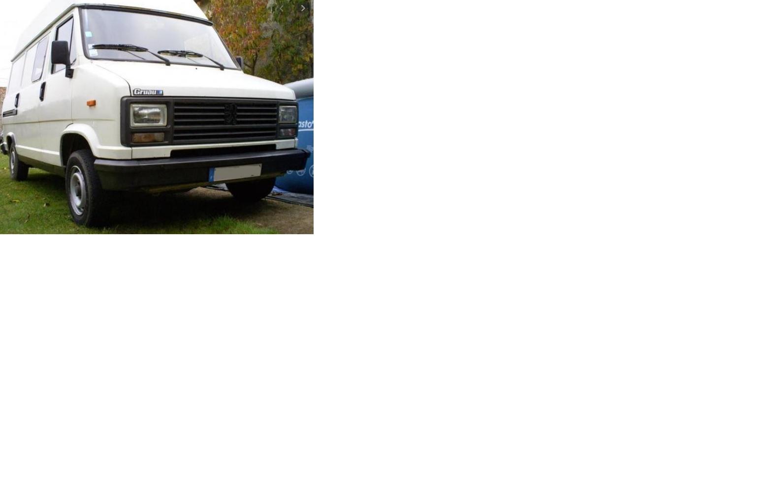 kit cabine c25 / j5.ducato de 1991a 1994