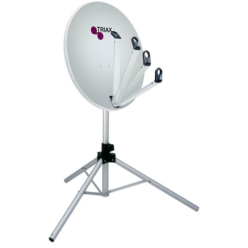 kit antenne satellite msat640 + trépied