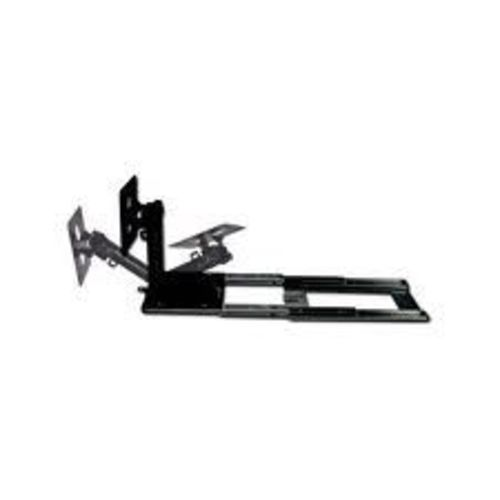 support tv lcd lateral coulissant