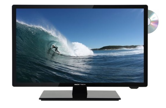 televiseur 12 volts led dvd safepower 47 cm haut de gamme