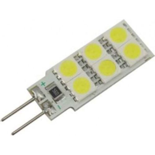 ampoule led g4 12v 1,3w verticale
