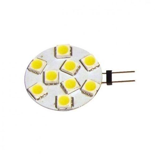 2 x ampoule g4 led smd 100 lumens sortie latérale inovtech