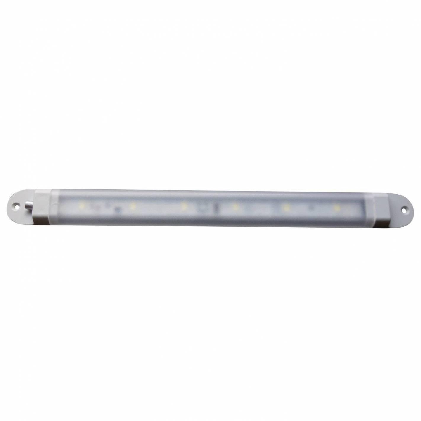 réglette à leds flat 125 lumens inovtech