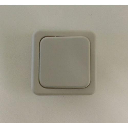 interrupteur encastrer gris