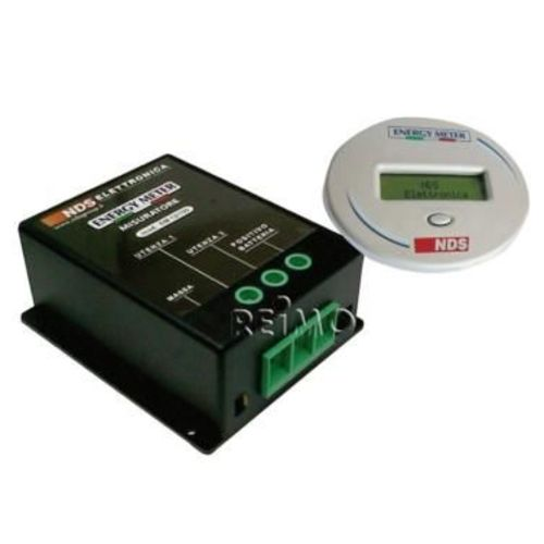 controleur de batterie energy meter