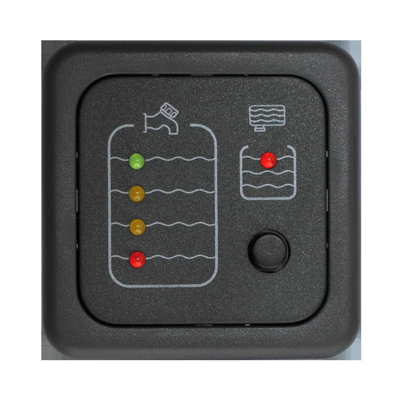 module eau propre et eau usée livré avec cable et sonde