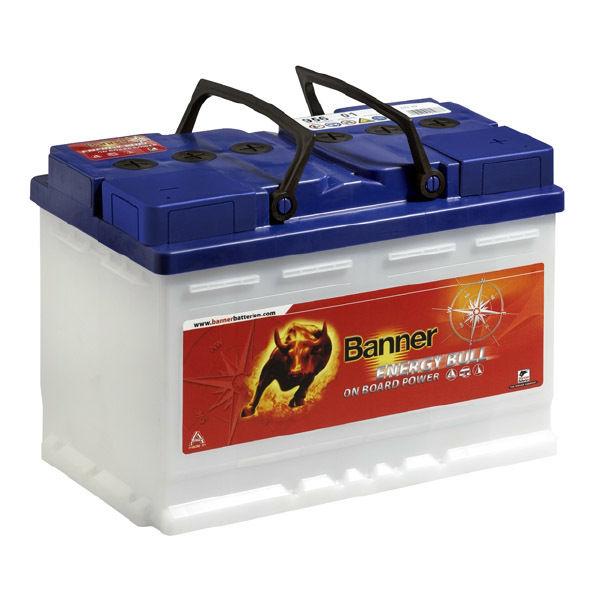 batterie banner energy bull 100 ah/heure