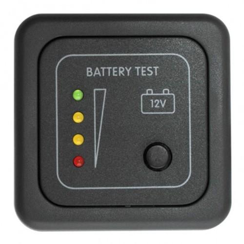 module voltmètre led grise