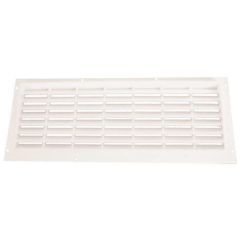 grille frigo exterieure  330 x 125 mm