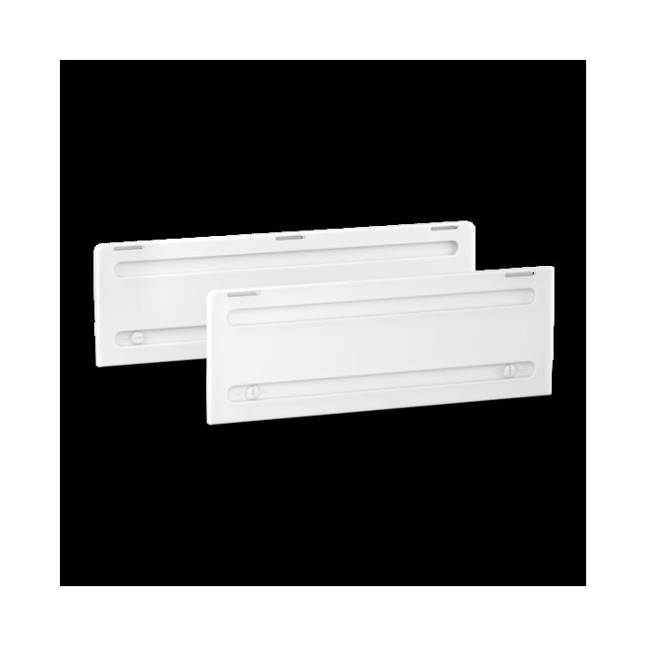 couvercle pour grille basse wa130 blanc