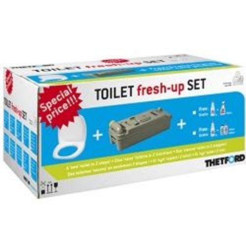 kit renov toilette freshup c2/c3/c4