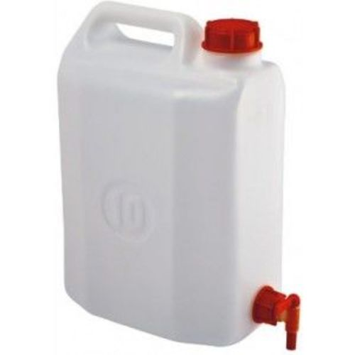 jerrican alimentaire 10 litres avec robinet