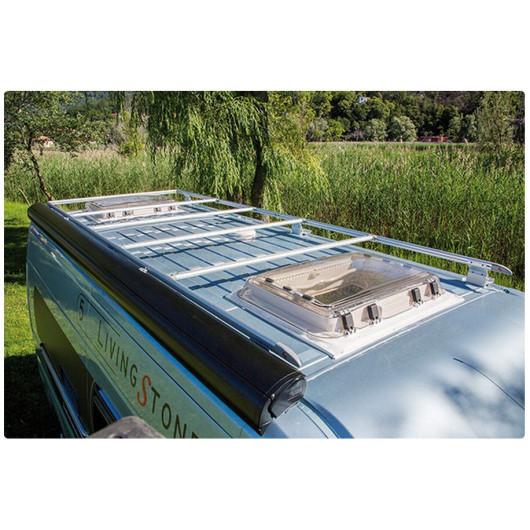 galerie de toit roof rail pour ducato
