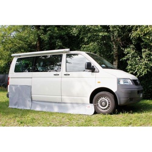 jupe fiamma skirting pour vw t5