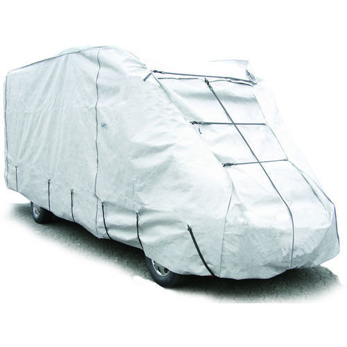 Housse camping car profil tyvek titan 3l 6m10 profil et van for Housse tyvek camping car