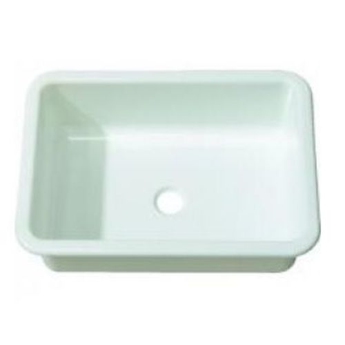 lavabo rectangle pour camping-car 370 x 270 mm