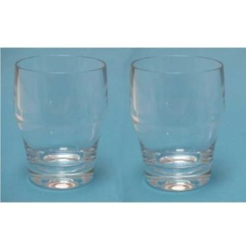 set 2 verres polycarbonate 30 cl