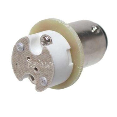 adaptateur led g4 avec culot b15d