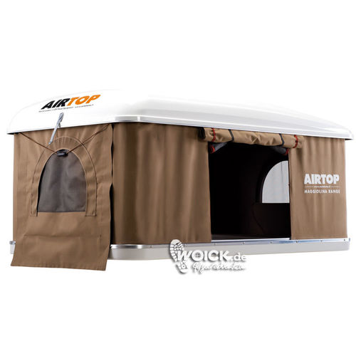 tente de toit air top medium coloris safari autohome