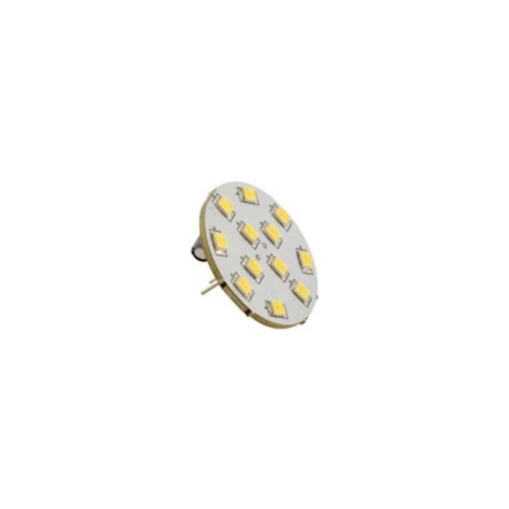 2 x ampoule g4 led smd 200 lumens sortie arrière inovtech