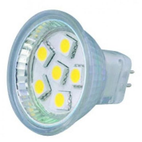 2 x ampoule led gu4 mr 11 80 lumens