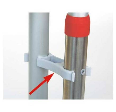 pince plastique rack holder fiamma