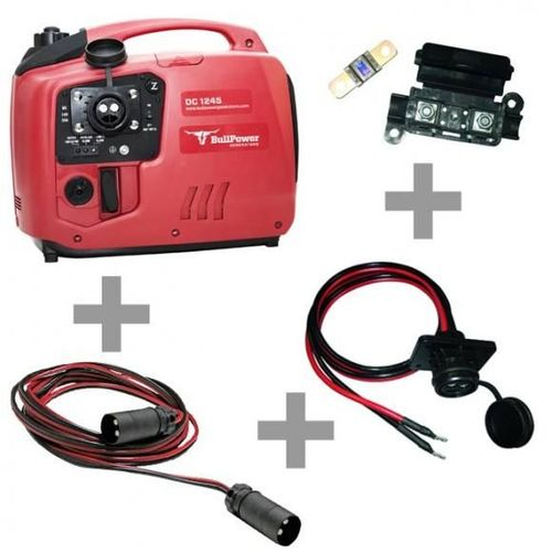 chargeur bullpower dc 1245 + kit montage interne