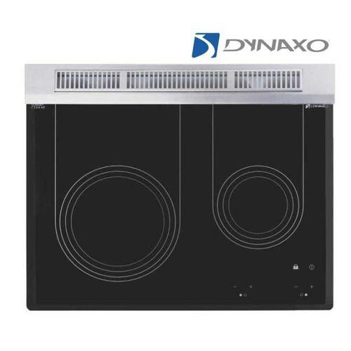 plaque de cuisson vitroceramique 2 foyers gaz 30mb dynaxo. Black Bedroom Furniture Sets. Home Design Ideas