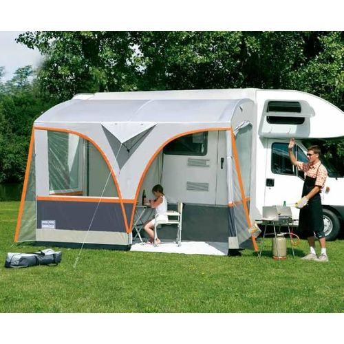 Equipement camping car auvent independant caravane auvent for Auvent soplair eriba