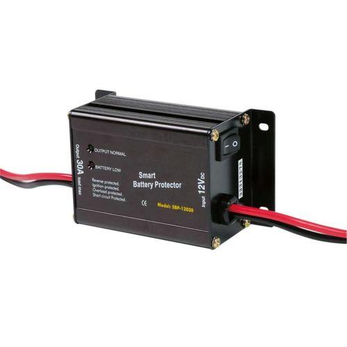 controleur de batterie 24v (21 à 32v), 30 a