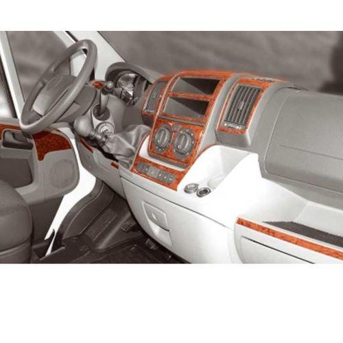 habillage tableau de bord ford transit apres 2014