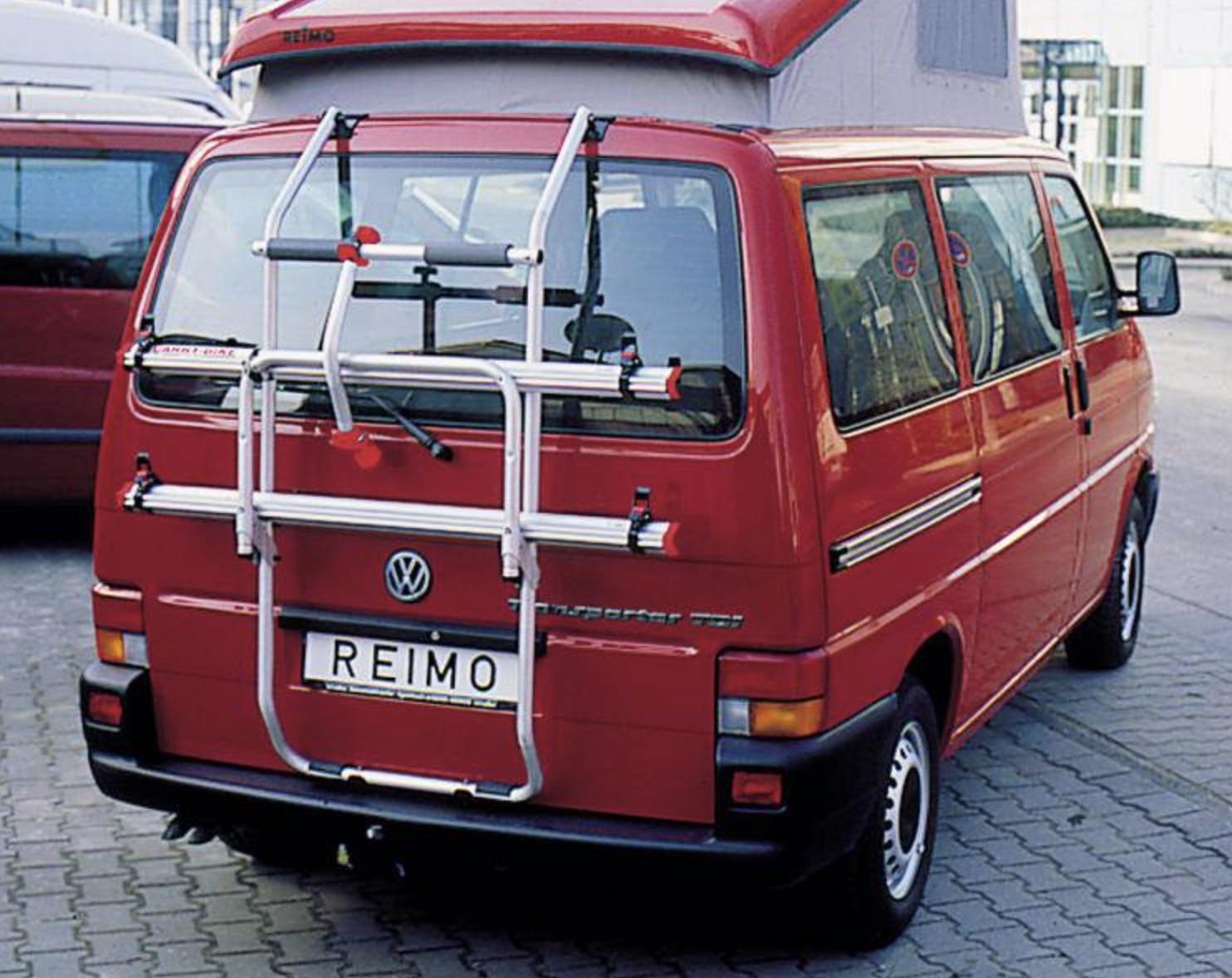 porte velo volswagen t4 hayon à partir de 1996