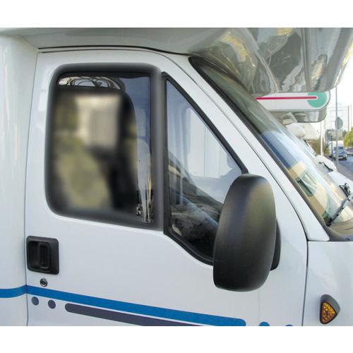 déflecteurs cabine ducato x2/50 apres 2006