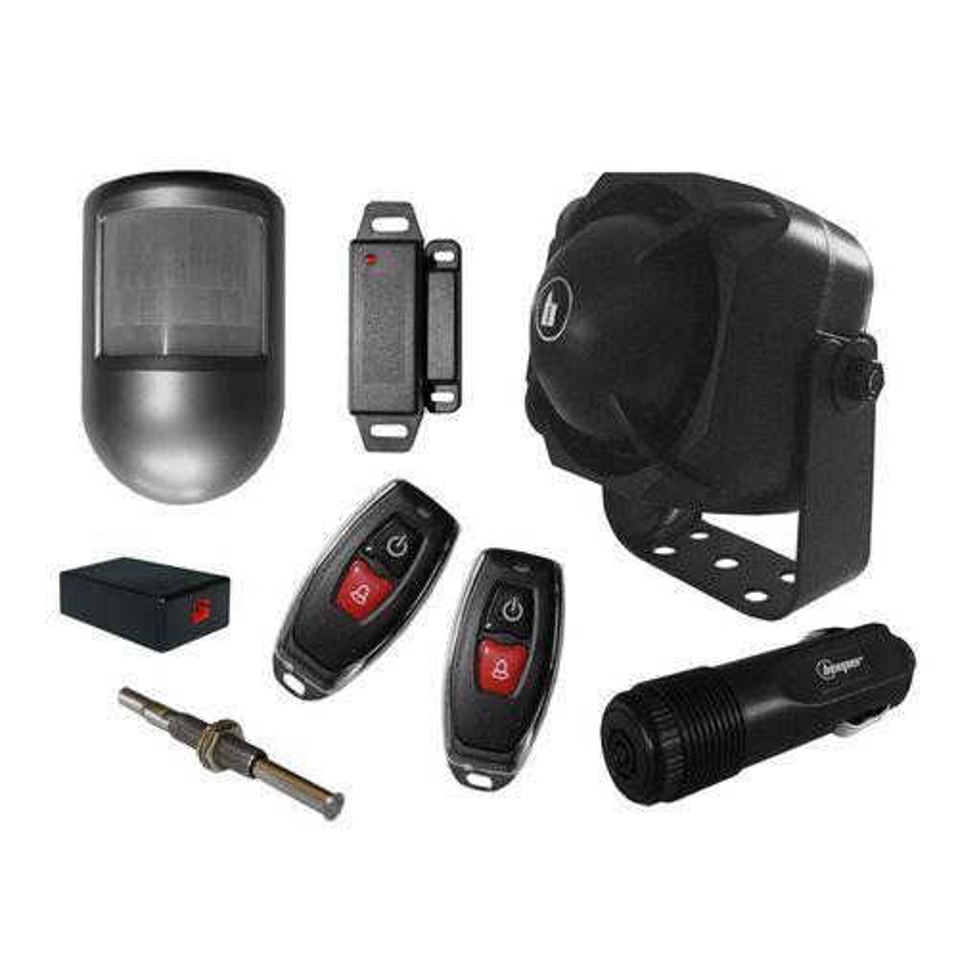 alarme camping car beeper xray xr5 camping car garantie 3 ans