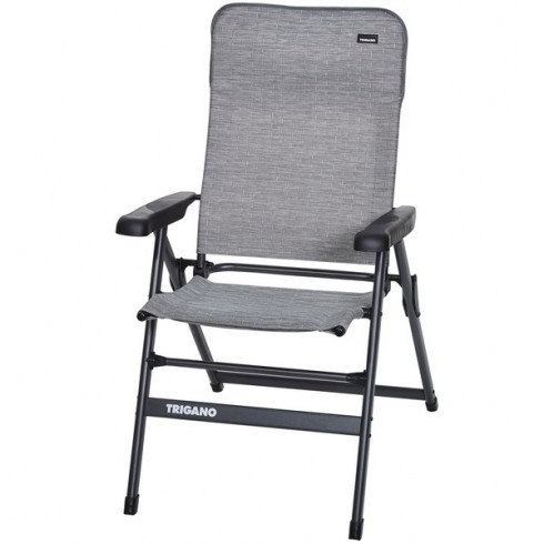 Fauteuil Camping Alu Dossier Bas Slim