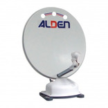 antenne satellite automatique orbiter 65 démodulateur satmatic-hd fransat alden