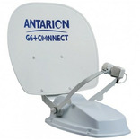 antenne satellite auto antarion g6+ compact connectée 60cm